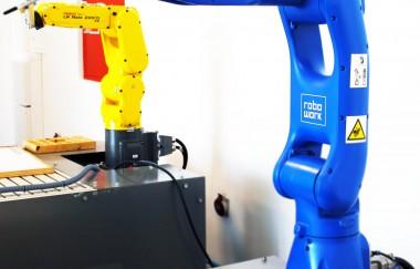 Formação para Operadores de Robôs