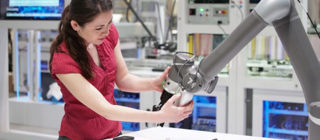 Solutions with cobots