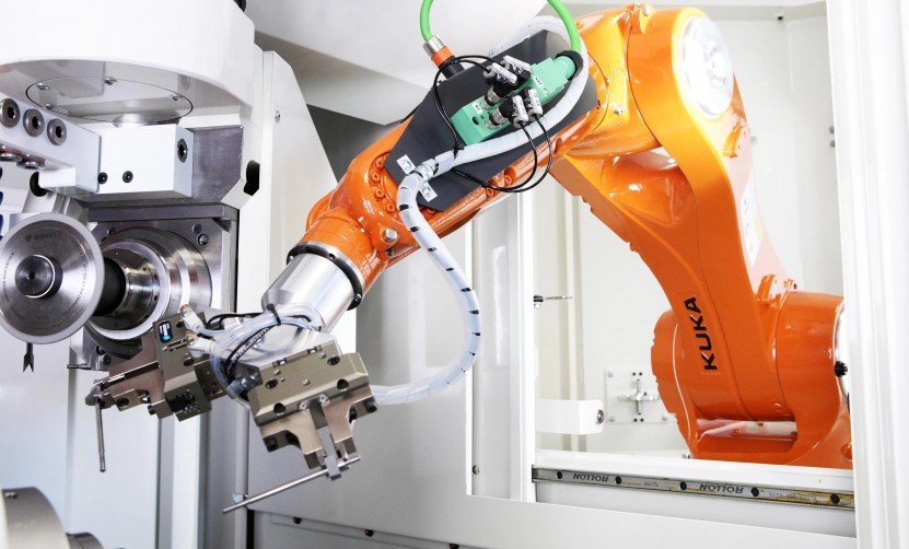 We design robotic applications for all kind of applications